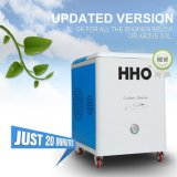 HHO Generador de gas de limpieza de carbono para el lavado de vacío