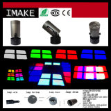 Luz principal móvil hermosa del LED con el amortiguación del estroboscópico DMX 512