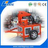 Dieselmotor-Typ Hydraform Block-Lehm-sperrende Ziegeleimaschine (WT1-20)