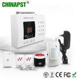 Sistema di allarme domestico, kit domestico senza fili dell'allarme (PST-TEL99E)