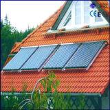 Hoher unter Druck gesetzter Gefäß-Wärme-Rohr-Sonnenkollektor des Vakuum2016