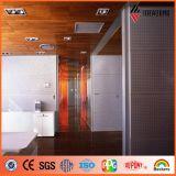 Самая лучшая древесина ACP конкурентоспособной цены 4*8FT качества Coated для проекта