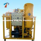 A parte superior caraterizou o equipamento usado da recuperação do petróleo da turbina (TY)