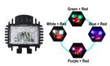 3W Teletubbyの目及び10W悪魔の目のクリー族LED多彩な作業ライト(WSN8-10W)