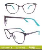 De Optische Frames van de Vrouwen van de Manier van het metaal (91-B)