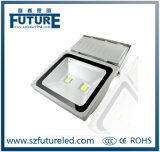 3 años de garantía luz de inundación de 50W LED se utiliza en el exterior