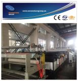 PC Hollow Sheet Extruding Line mit 10 Years Factory