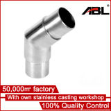 Coude du conduit de balustrade d'acier inoxydable (CC190)
