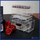 Houder van de Lippenstift van het Ontwerp van de Fabriek van Yageli de Nieuwe Spinnende Roterende Acryl