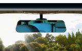 Auto-hintere Ansicht-Spiegel-Doppelkamera DVR