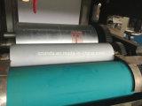 Máquina industrial de papel plegable automática del tejido de la servilleta que graba