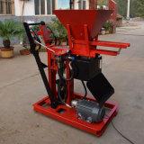 Petite machine de fabrication de brique de Lego de l'argile Sei1-25