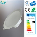 Poder más elevado 18W 1480lm LED integrado Downlight