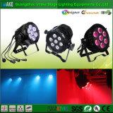 La fabbrica Sale/LED diretto della Cina impermeabilizza l'indicatore luminoso di PARITÀ/illuminazione RGBW