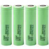 Batería 3.7V 3000mAh del Li-ion de la tapa plana Icr18650-30b recargable