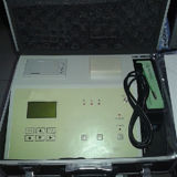 Gdy-6 Soil N, P, K, Organic Matter, Salinity, PH Plants/Fertilizer/Soil Nutrient Tester