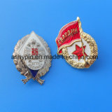 L'URSS russa Imperial 3D Eagle Badges