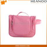 女性女性の洗面用品の洗浄袋は旅行に袋を組織させる
