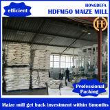 Complete自動Maize Flour Mill PLC Control (100t)