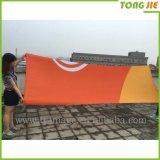 Fare la bandiera della bandierina dello zaino del vento del vinile del sistema d'informazione