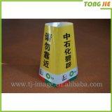 China-Fabrik-Sicherheits-Zeichen-reflektierendes Aufkleber-Drucken