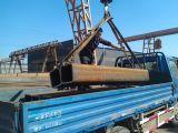 Tubo d'acciaio rettangolare, secondo ASTM A53, en 10219 dalla migliore fabbrica cinese