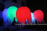 De hete Opblaasbare Reclame van de Ballon van de Reclame van de Verkoop Opblaasbare met LEIDEN Licht voor Gebeurtenis