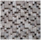 Mosaico speciale della pietra del marmo della natura di disegno (FYSM055)