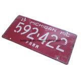カスタム金属の記念品は金属のカードかネームプレートを制作する