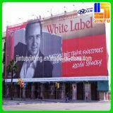 建物の網の表示旗のデジタル印刷の旗