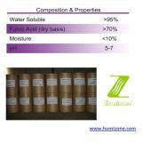 Fabrikant van de Meststof Fulvic van 100% de In water oplosbare Zure