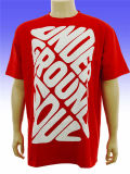 T-shirt de Printing de Design Men da forma para Clothing