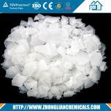 Hidróxido de Odium Flocos brancos ou pérolas brancas Soda cáustica