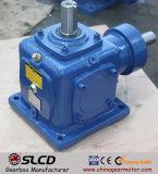 1: 1 Verhältnis-rechtwinklige Welle eingehangene schraubenartige Kegelradgetriebe-Reduzierstücke