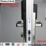 Edelstahl 304 elektronische intelligente HF-Karten-Hotel-Tür-Verriegelung (HD5186)