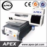 60*90 cm Shirt-Drucker setzt Digital-für Preis Flachbettdrucker-Maschine fest