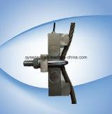 Célula de carga plateada marcada de la medida de la tensión de la cuerda