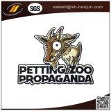 Neue Ankunfts-Karikatur-Stickerei-Änderung am Objektprogramm