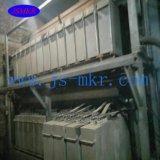 Four électrique de fréquence moyenne utilisé de boîtier en acier