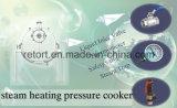Edelstahl Pressure Cooker (Vakuummantelkocher)