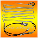AluminiumTube Heating Element für Refrigerator Defrost mit PVC Insulation
