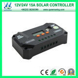 高性能15A 12/24V PWMの料金のコントローラ(QWP-VS1524U)