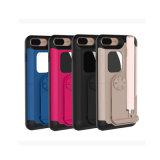 iPhone 7/7plus를 위한 휴대용 확장 가능한 Selfie 지팡이 전화 상자