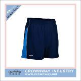 Shorts correnti dell'inserto della maglia degli uomini con nastro adesivo riflettente