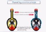 ダイビングの水泳のスノーケルのAnti-Fogダイビングマスク