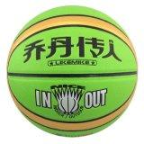 baloncesto laminado PVC del deporte de las rebanadas 5# 12