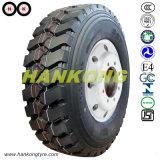 pneu lourd de camion à benne basculante de pneu du pneu TBR de la chambre à air 12.00r24