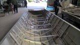 Beaux bateaux de pêche en aluminium (OV3-17)