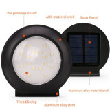 태양 빛 옥외 16 LED 260 루멘 알루미늄 합금 마이크로파 레이다 운동 측정기 빛 정원 야드 통로를 위한 방수 무선 안전 빛 램프
