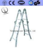 Diseño moderno Escalera multiusos de bisagra pequeña